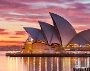 Aluguer de carros baratos em Austrália