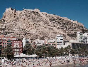 Aluguer de carro em Alicante