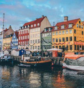 Aluguer de carro em Copenhaga