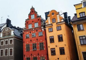 Aluguer de carro em Estocolmo