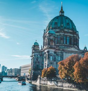 Aluguer de carro em Berlim