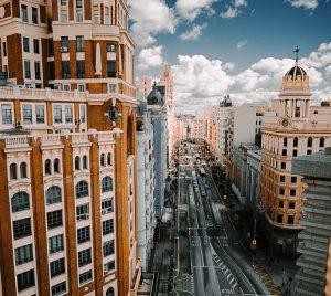 Aluguer de carro em Madrid