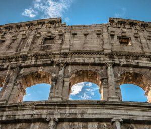 Aluguer de carro em Roma