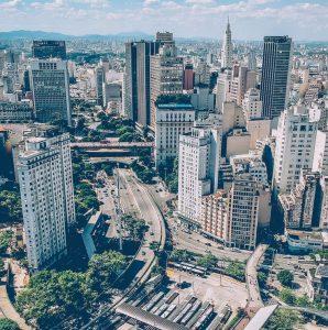Aluguer de carro em São Paulo