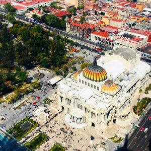 Aluguer de carro em Cidade do México