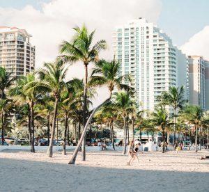Aluguer de carro em Miami