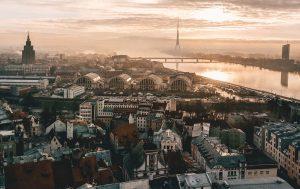 Aluguer de carro em Riga