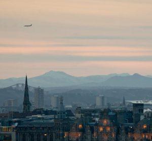 Aluguel de Carros Edinburgh Airport
