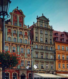 Aluguer de carros baratos em Polônia